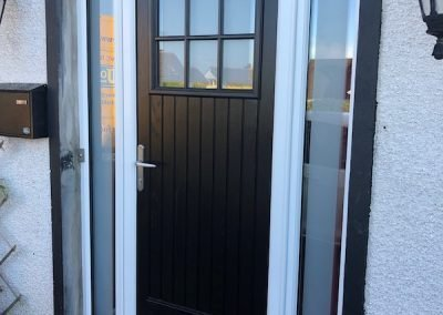Black-Dublin-Composite-Door-With-Sidelights