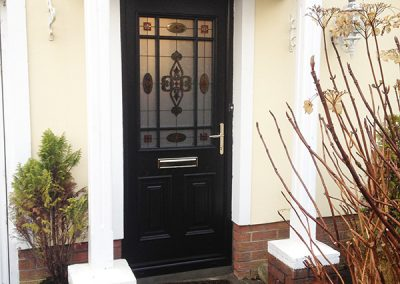 Cairo Composite Door