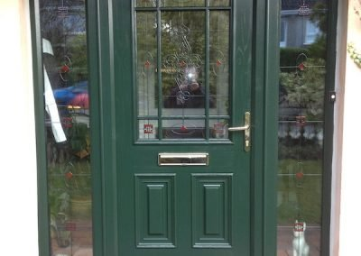 Green-Cambridge-Composite-Door