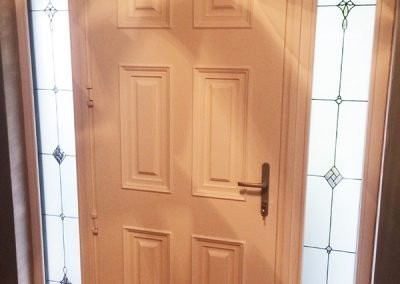 Inside View Composite Door