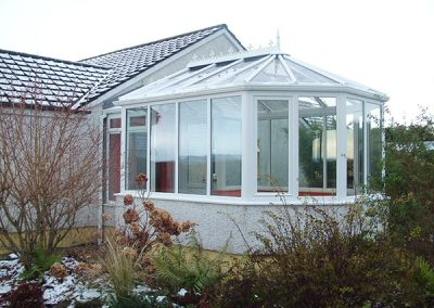 Victorian Conservatory-After