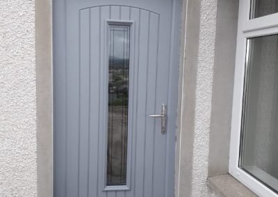 Silver-Grey-Seville-Composite-Door