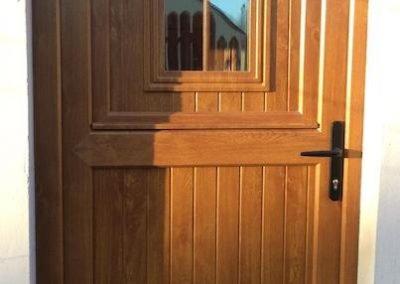 Oak-PVC-Door