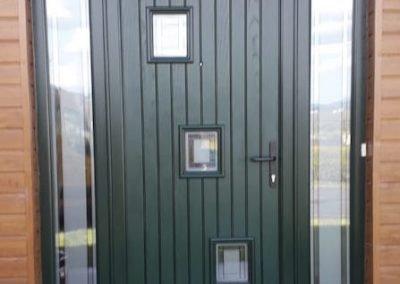 Green-London-Door