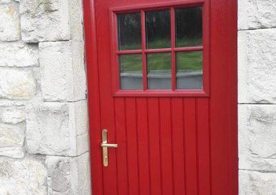 Red-Dublin-Door